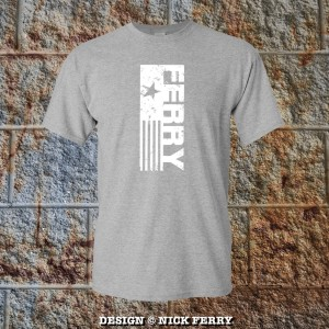 grey Ferry shirt