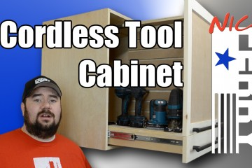 (ep34) cordless cabinet