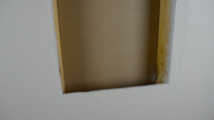 Hidden Storage Picture Frame (ep14) 06