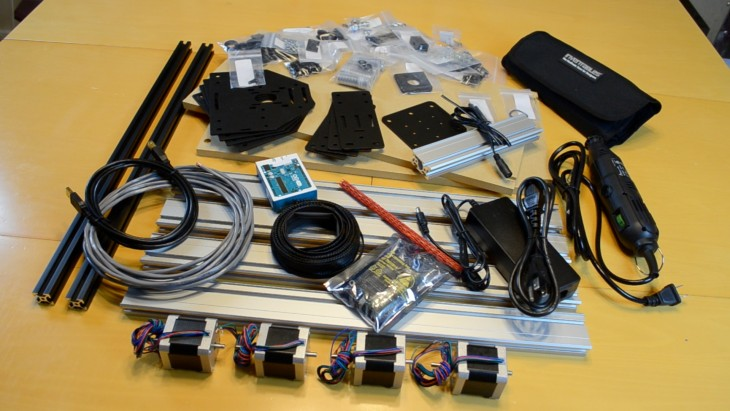Inventables Shapeoko 2 CNC 03