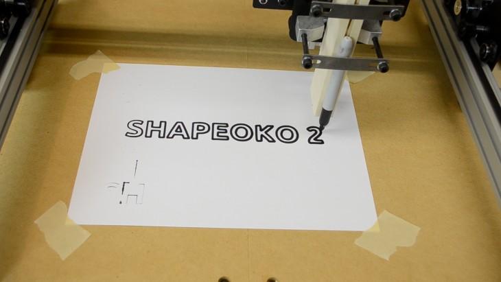 Inventables Shapeoko 2 CNC 11