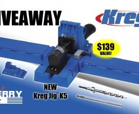 K5 giveaway