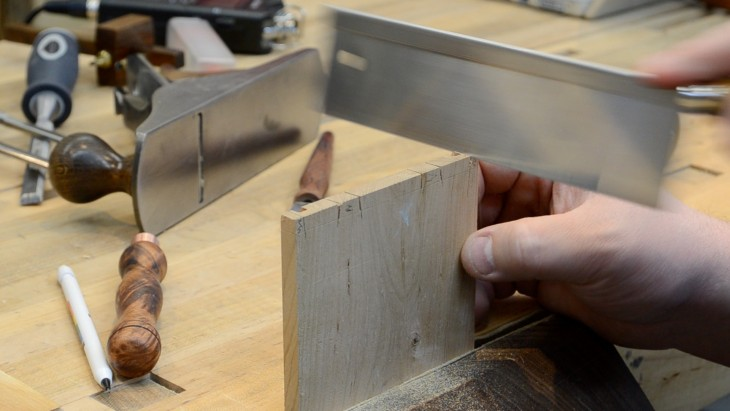 Make Hand Cut Dovetails Journey 06
