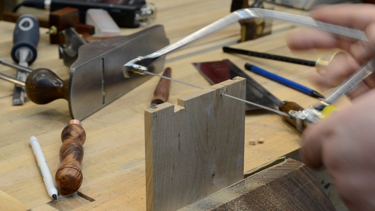 Make Hand Cut Dovetails Journey 07