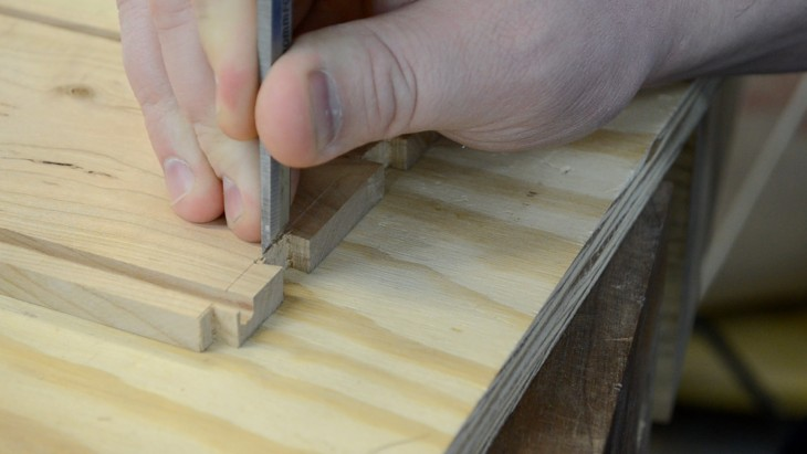 Make Hand Cut Dovetails Journey 08
