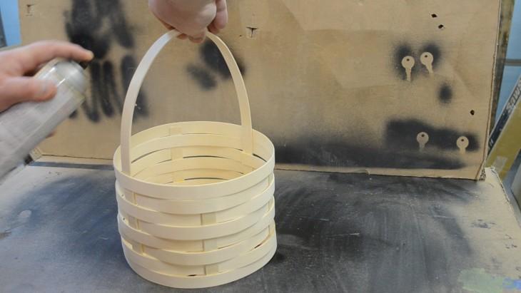 make an Easter basket 19