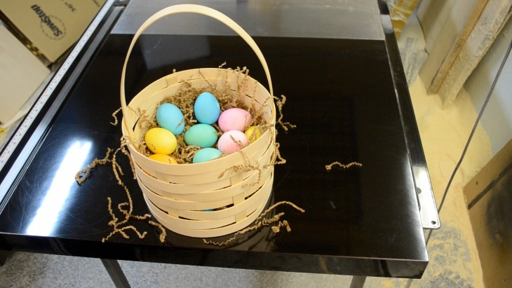 make an Easter basket 20