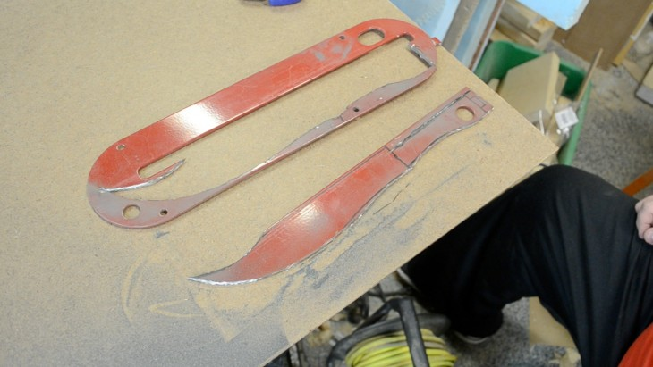 Bowie Knife 03