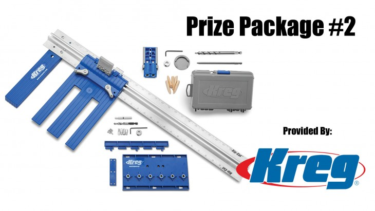 Kreg® DIY Project Kit