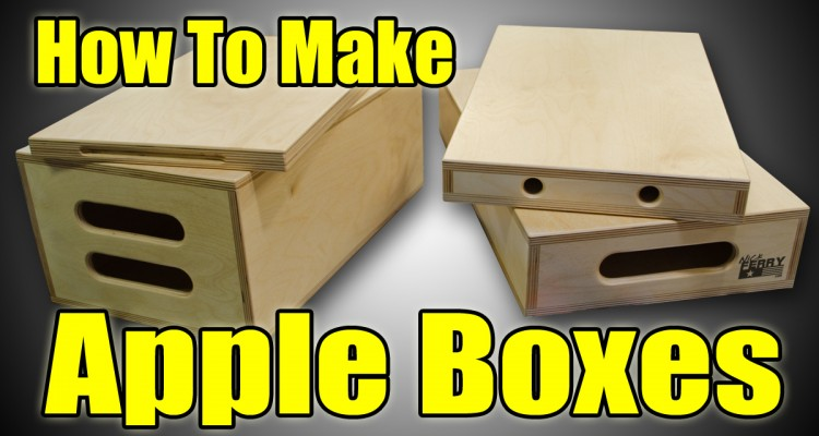 video thumbnail apple boxes