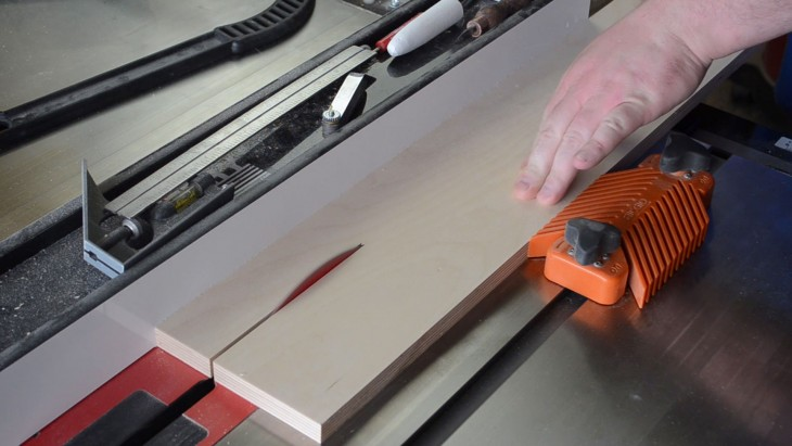 table saw sled 36