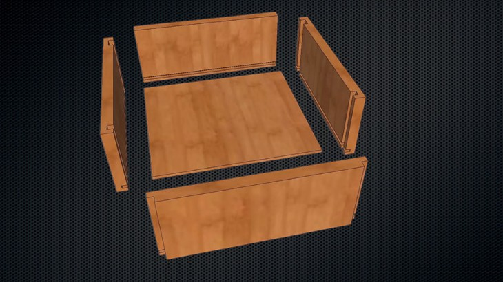 Cabinet Drawers 06