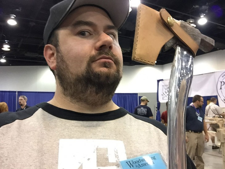 Me & the DiResta Axe
