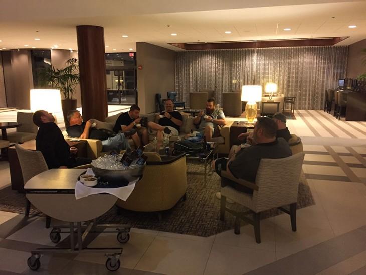Lobby Party 2.0