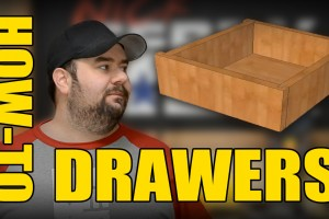 How To Make Drawers (ep61)