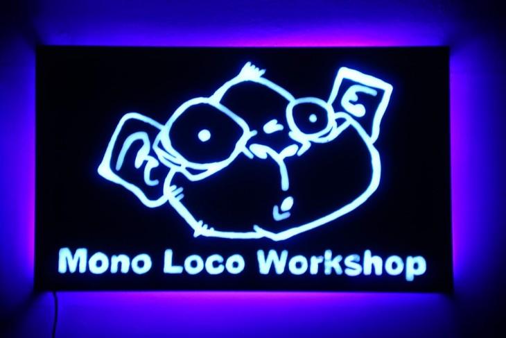 Mono Loco Logo