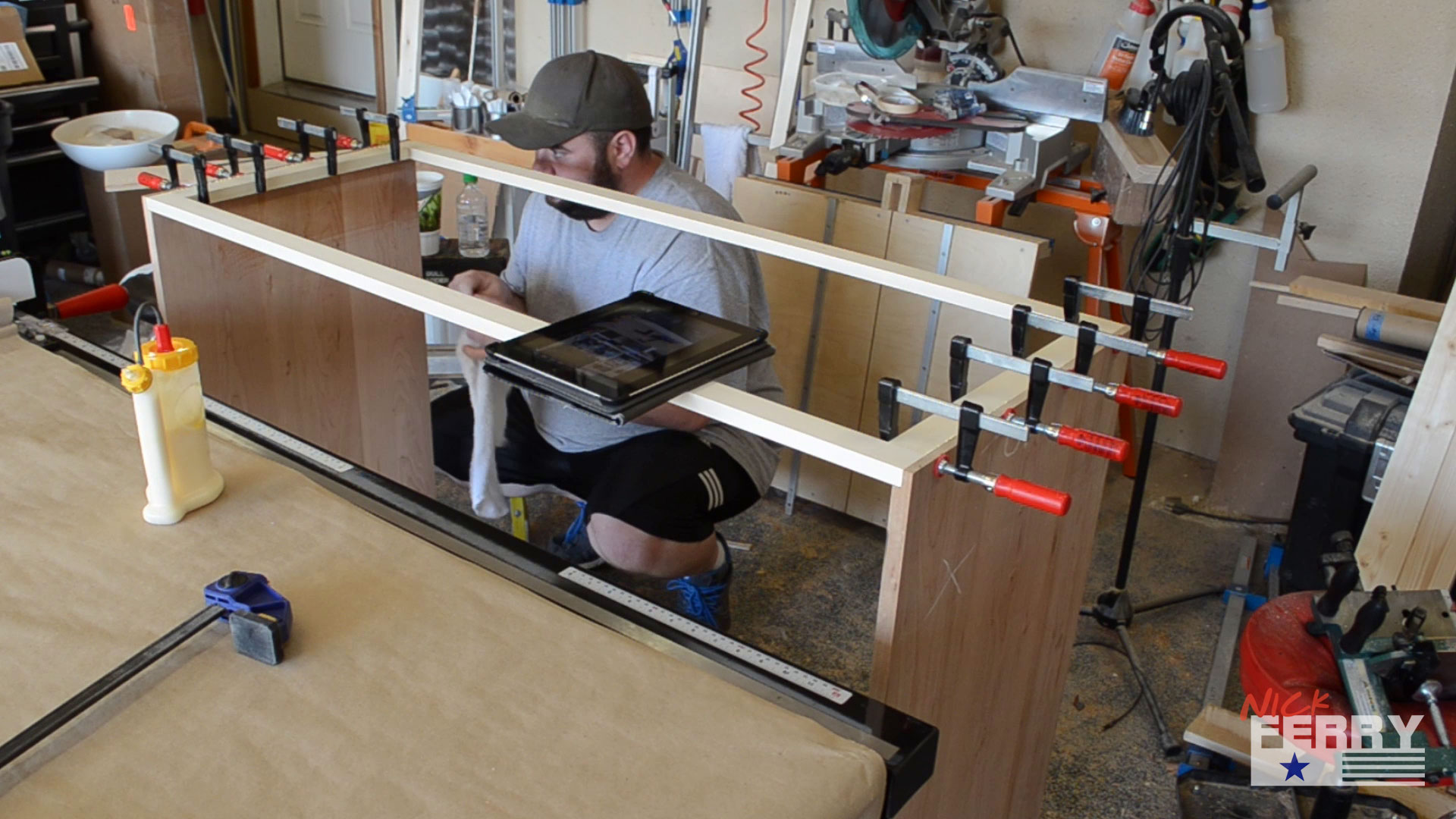 187 Making A Tv Lift Cabinet With Secret Compartment Ep63