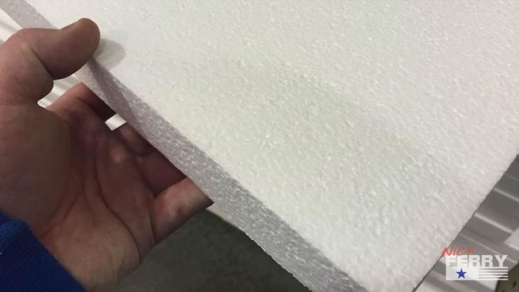 187 Making Brick Walls From Styrofoam Ep65