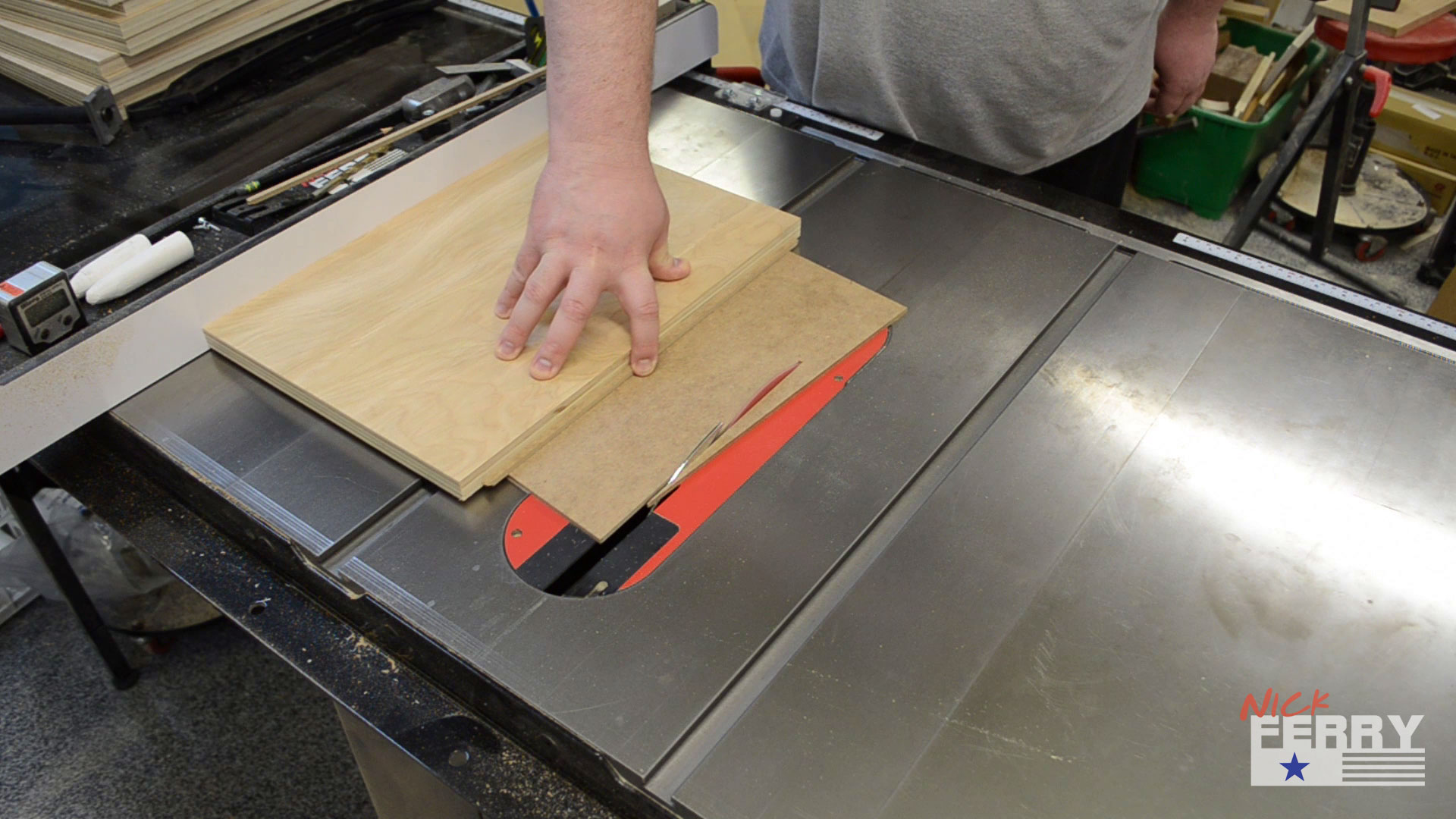 187 Perfect Dados Amp Grooves Simple Router Jig Ep68