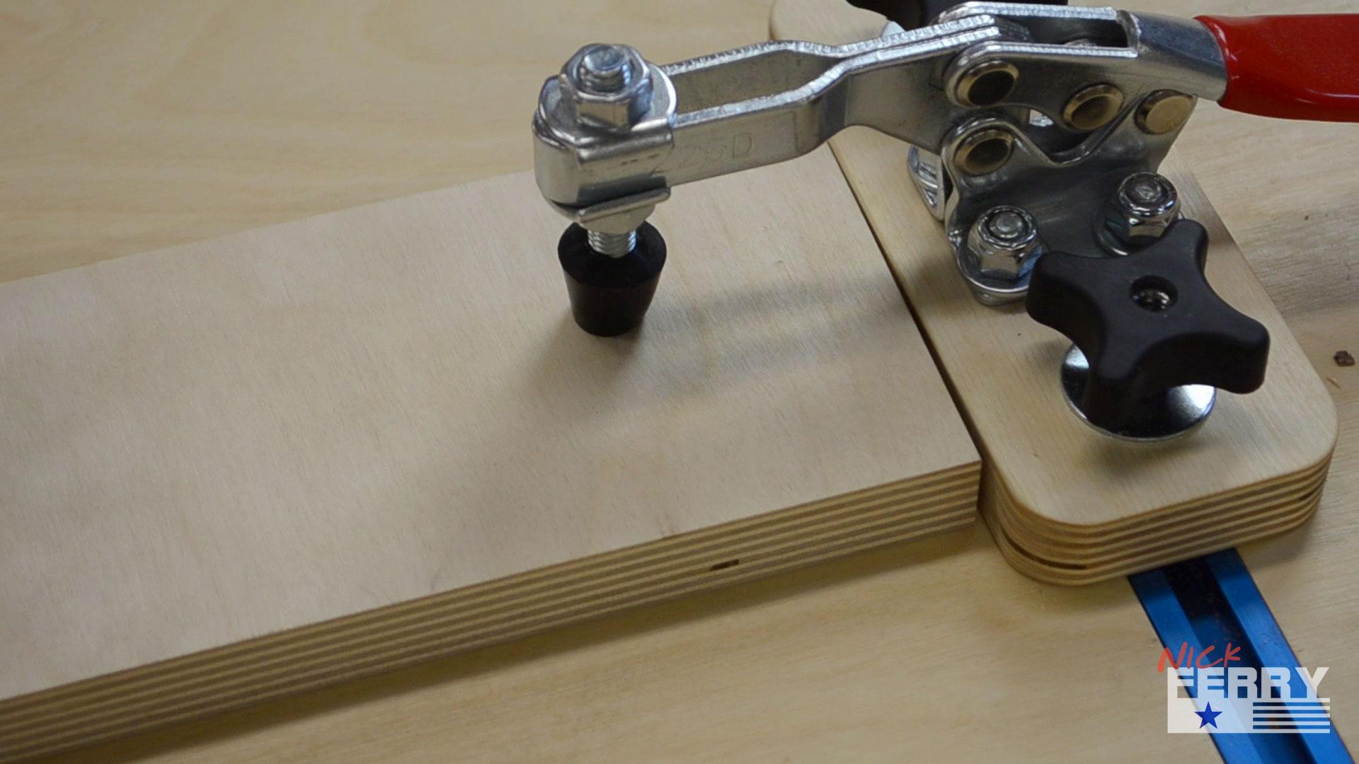 Toggle clamp upgrade ep