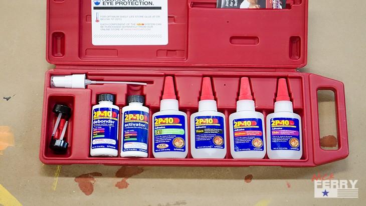 2P-10 CA Glue