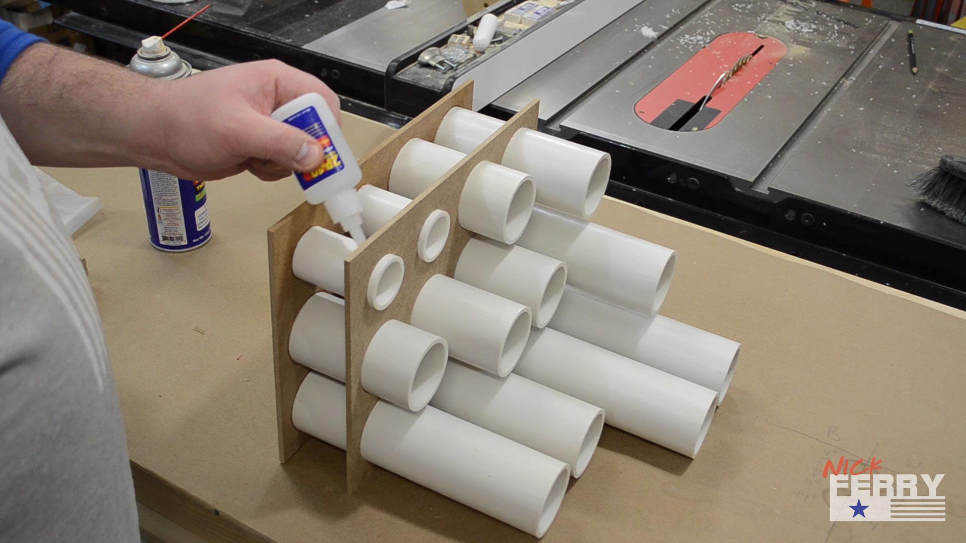 Zip Tie Gun >> » Making A Zip Tie Holder (ep78)