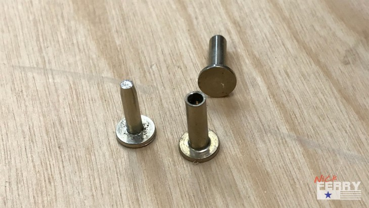 knife rivets