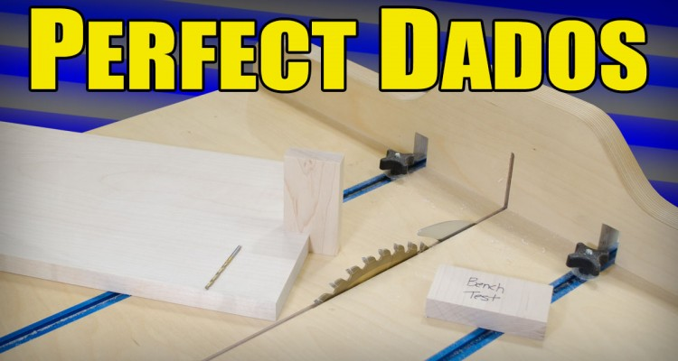Perfect dados without a dado blade no measuring no math ep82 dado table saw thumb2 greentooth Images